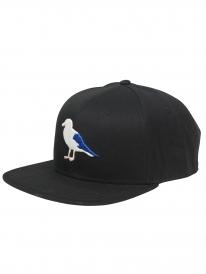 Cleptomanicx Gull 2 Cap (black)