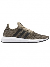 Adidas Swift Run (raw gold/core black/white)