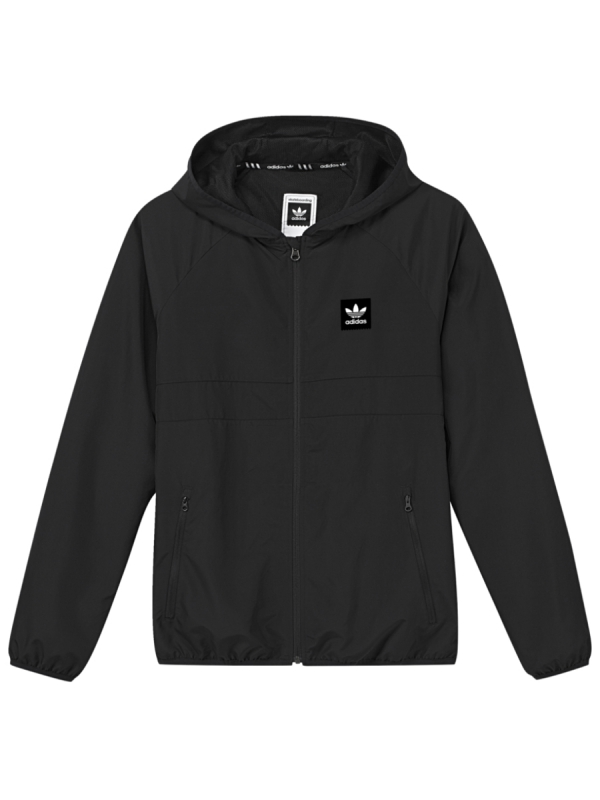 Adidas Blackbird Packable Wind Jacket (black)