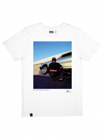 Dedicated Eazy-E Fairtrade Organic T-Shirt (white)