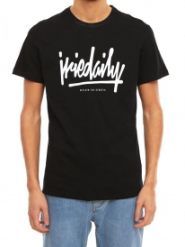 Iriedaily Tagg Ahead T-Shirt (black)