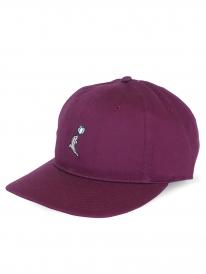 Wemoto Dolphin Cap (burgundy)
