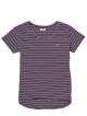 Cleptomanicx Harbour T-Shirt (heather dark purple)