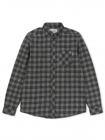 Carhartt WIP Shawn Hemd (shawn check/sparrow)