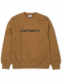 Carhartt Sweat Sweater (navy/wax)
