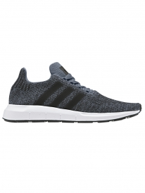 Adidas Swift Run (raw steel/core black/white)