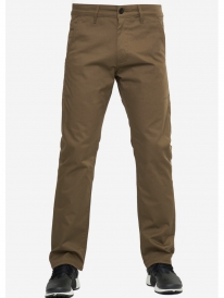 Reell Straight Flex Chino Hose (brown)