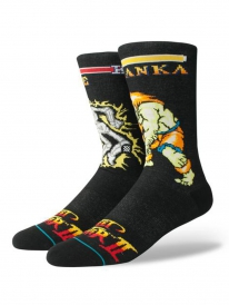Stance Guile Vs Blanka Socken (black)