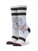 Stance Maybe Baby Socken (white)