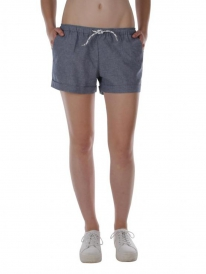 Iriedaily Chambray Girl Short (jeansblue)