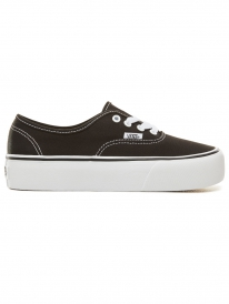 Vans Authentic Platform (black/white)