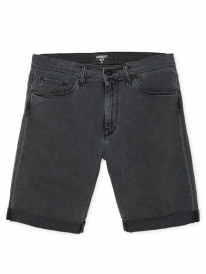 Carhartt WIP Swell Short (black stone bleached)