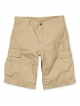 Carhartt WIP Regular Cargo Short (leather rinsed)