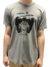 Schichtwechsel Chief T-Shirt (grey melange)