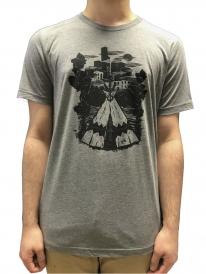 Schichtwechsel Tipi T-Shirt (grey melange)