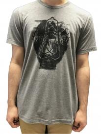 Schichtwechsel Lantern T-Shirt (grey melange)