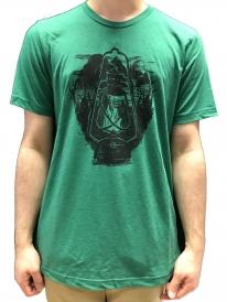 Schichtwechsel Lantern T-Shirt (green melange)