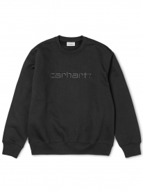 Carhartt Sweat Sweater (dusty blue/wax)