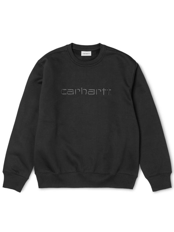 Carhartt WIP Sweat Sweater (black/black)