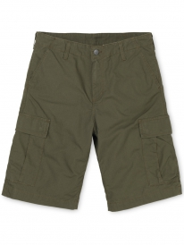 Carhartt WIP Regular Cargo Short (cypress rinsed)