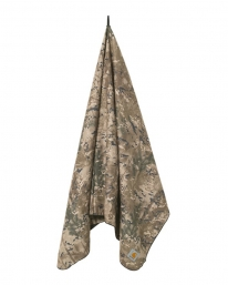 Carhartt WIP Packable Microfiber Towel (camo cambat green)