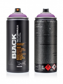 Montana Black NC 400ml Sprühdose (monster/BLK4020)