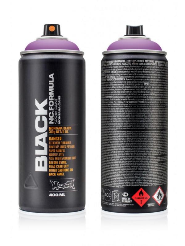 Montana Black NC 400ml Sprühdose (monster/BLK4020)