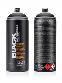 Montana Black NC 400ml Sprühdose (black/BLK9001)