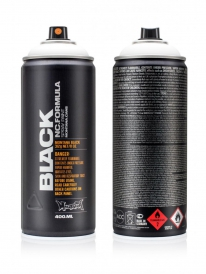 Montana Black NC 400ml Sprühdose (snow white/BLK9100)
