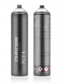 Montana Chrome 600ml Sprühdose (silverchrome/B600)