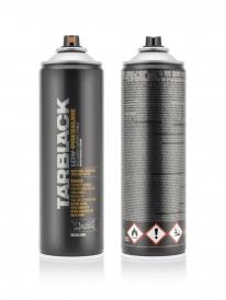 Montana Low Pressure 500ml Sprühdose (tarblack/B600)