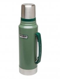 Stanley Classic Vakuum 1L Flasche (grün)