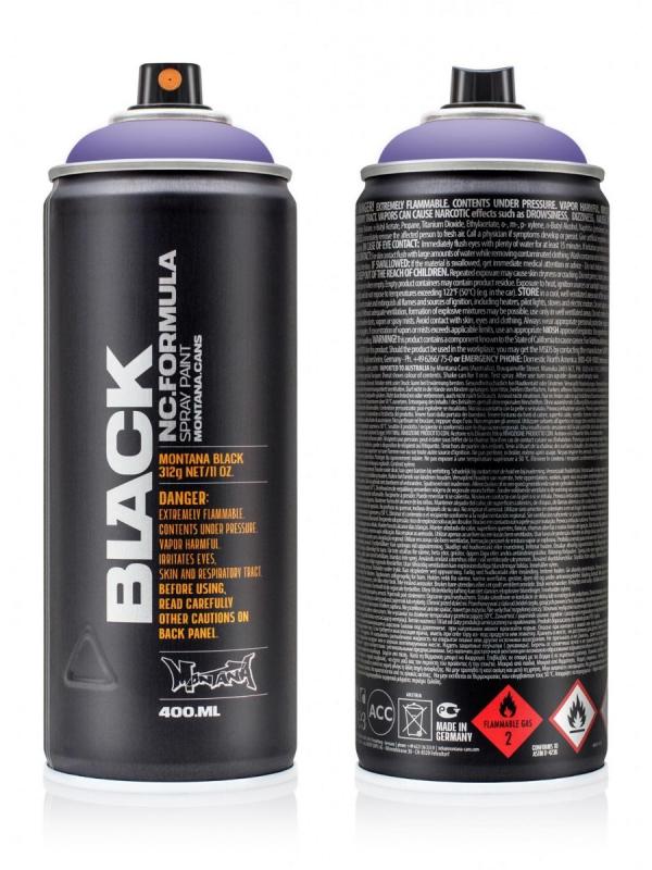 Montana Black NC 400ml Sprühdose (royal purple/BLK4155)