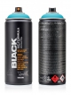 Montana Black NC 400ml Sprühdose (true cyan/BLK5000)