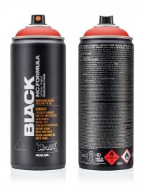 Montana Black NC 400ml Sprühdose (power red/BLK3000)