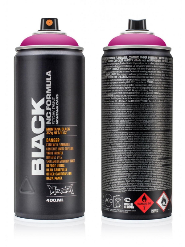 Montana Black NC 400ml Sprühdose (good times/BLK3160)