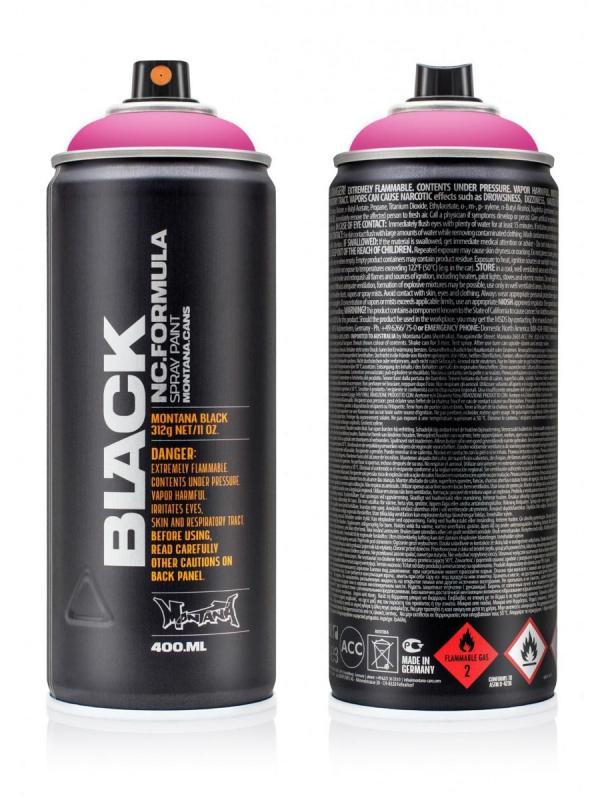Montana Black NC 400ml Sprühdose (beast/BLK3148)