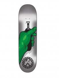 Creature CCMU Trowel Deck 8.25 (silver-green)