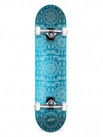Inpeddo Carpet Komplett Skateboard 7.75 Inch (blue)