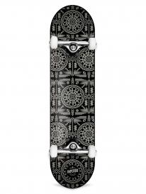 Inpeddo Carpet Komplett Skateboard 8.0 Inch (black)