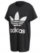 Adidas Big Trefoil T-Shirt (black/white)