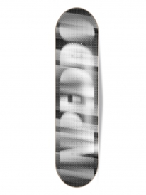 Inpeddo Silver Rasta Deck 8.0 Inch (black)
