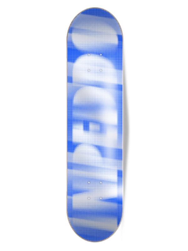 Inpeddo Silver Rasta Deck 8.125 Inch (blue)