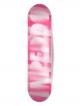 Inpeddo Silver Rasta Deck 8.375 Inch (pink)