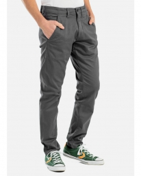 Reell Flex Tapered Chino Hose (dark grey)
