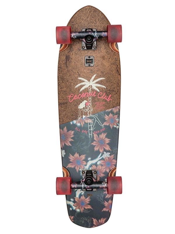 """Globe Big Blazer 32"""" Komplett Longboard (coconut/vault)"""