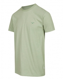 Cleptomanicx Ligull Regular T-Shirt (friar brown)