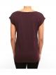 Iriedaily Flutschy T-Shirt (aubergine)