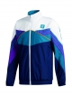 Adidas Court Jacket (white/collegiate navy/tribe purple/real teal)