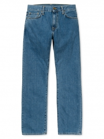 Carhartt WIP Davies Pant (blue stone washed)